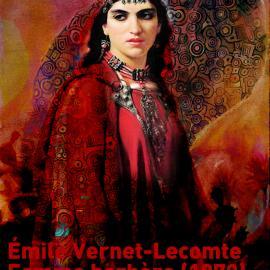 Oriëntalisme - Émile Vernet-Lecomte