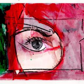 Het meisje met het rode haar