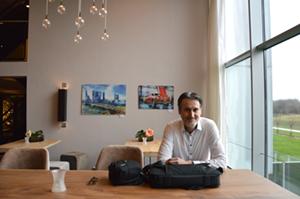 Wim Noordam, Expositie hotel ARA