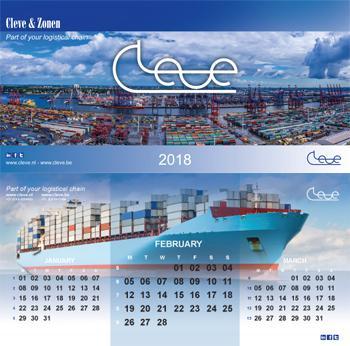 Kalender Cleve