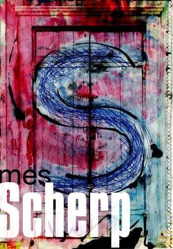 Messcherp poster ontwerp