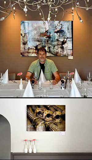 Solo-expositie Wim Noordam
