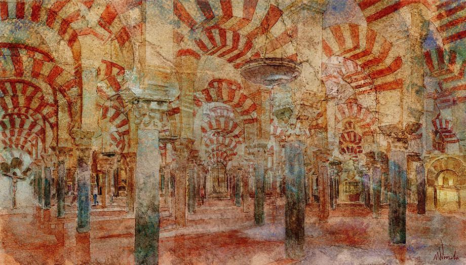 Cordoba, Mezquita