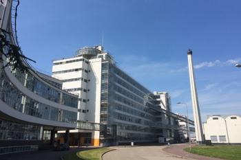 Wim Noordam - Van Nelle Fabriek Rotterdam